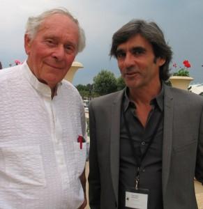 Festival directors Deauvile Green Awards