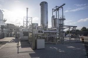 Werlte 1. Audi e-gas plant