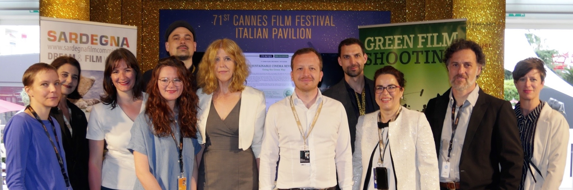 219340f9244d69 Green Film Shooting panel   Cannes Foto  © GFS. Nachhaltiger ...