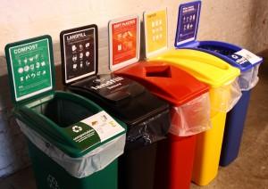 USA-Mülltrennung